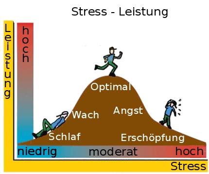 Stresskrankheiten Aus Sicht Der Chinesischen Medizin Tcm